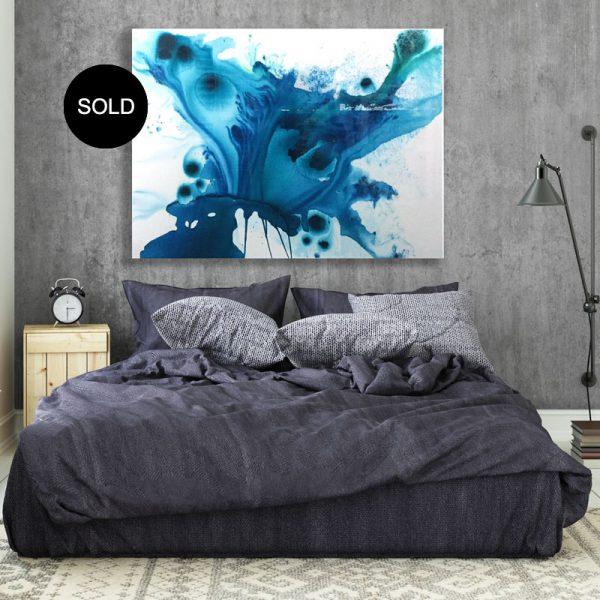 Resin Paintings for Sale by Australian artist Jessica Skye Baker