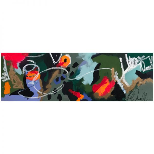 Paintings online 'Hold your Horses' is one signature piece by Australian artist Nicole Baker.
