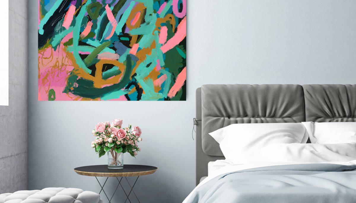 Australian Art by Artist Nicole Baker