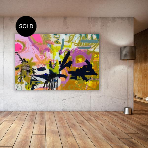 Modern Australian Artists Nicole Baker and Jessica Skye Baker bring Gucci Garden to the Baker Collection