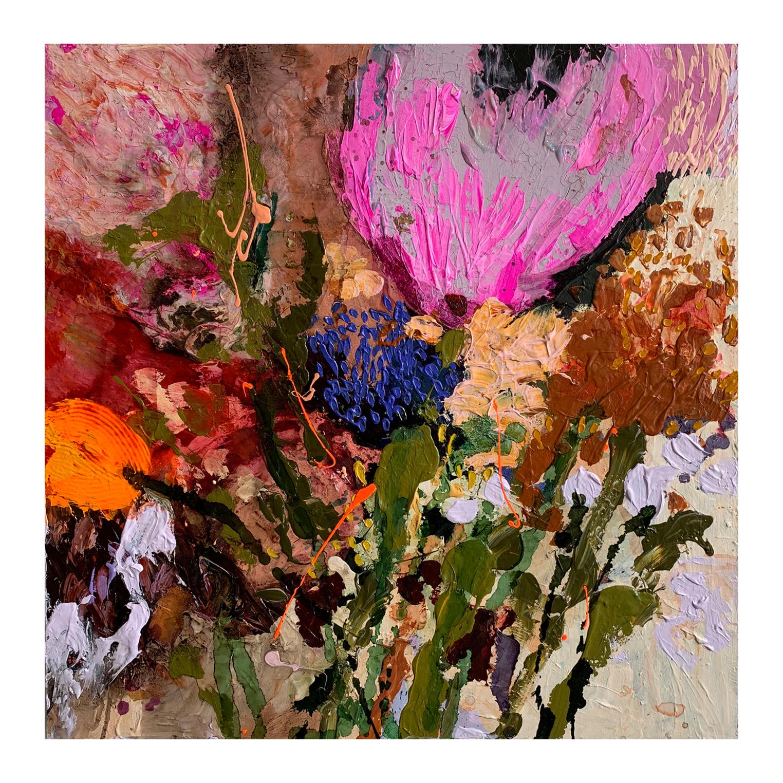 Cartel Flowers by Australian artist Jessica Skye Baker