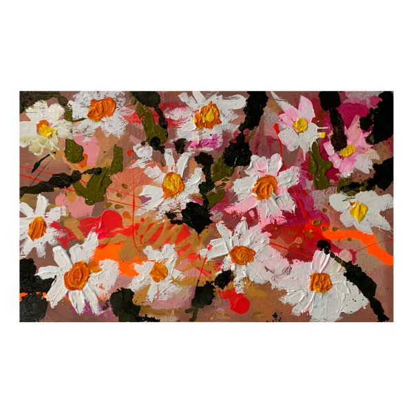 Modern Flower Paintings at the Baker Collection