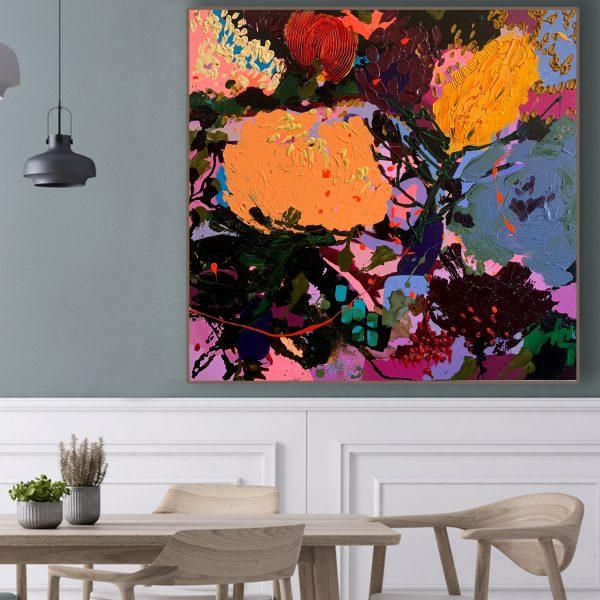 Original art buy online 'Allure'