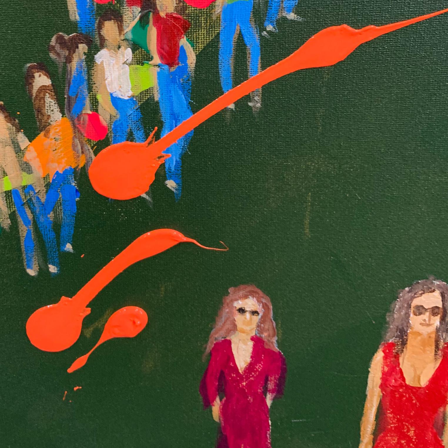 'Imagine' by Australian artist Steve Baker