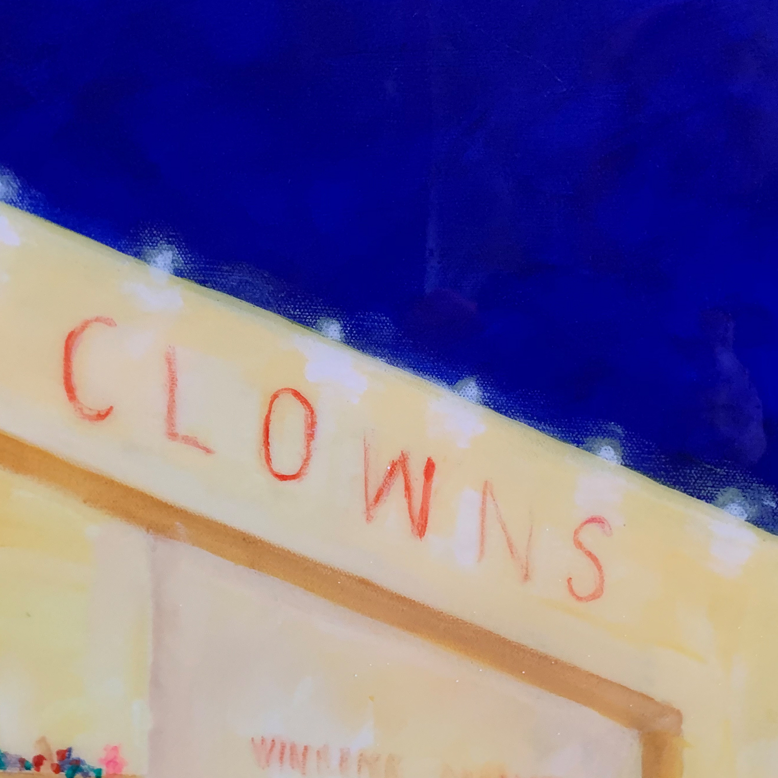 'The Clown Life' Baker Collection