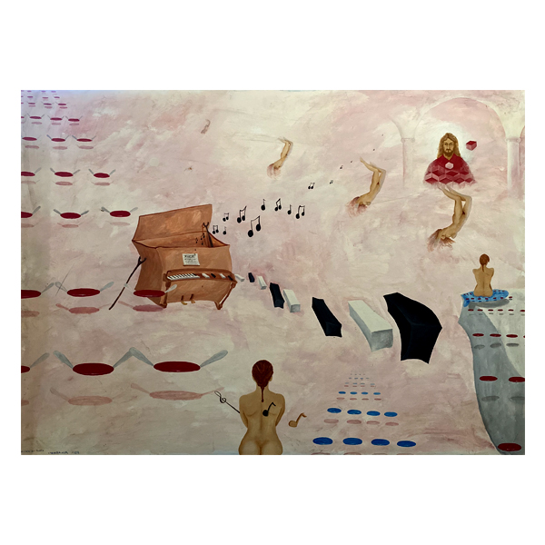 Steve Baker Geelong artists Baker Collection