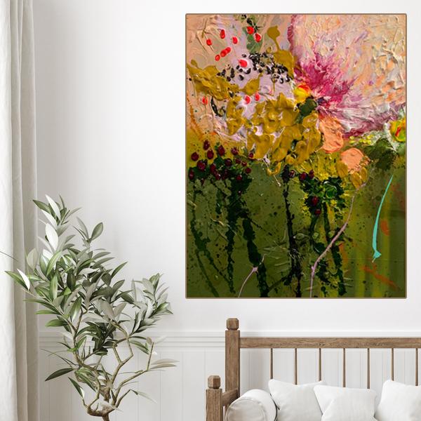Floral art buy 'Some Kind of Wonderful'