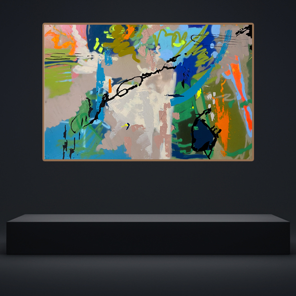 New Australian artist at the Baker Collection