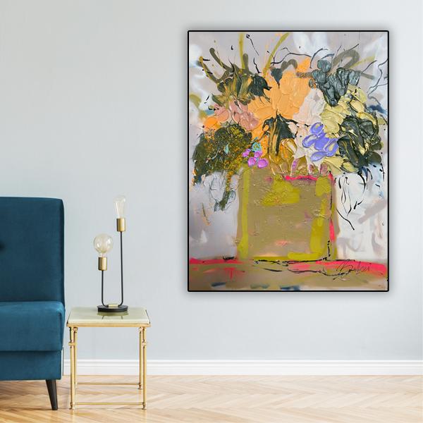 Original paintings Jessica Baker 'Arvo'
