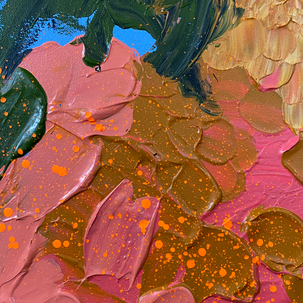Baker Collection 'Cuppa Tea' Detail